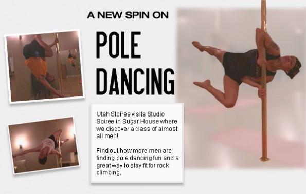 Utah pole dancing