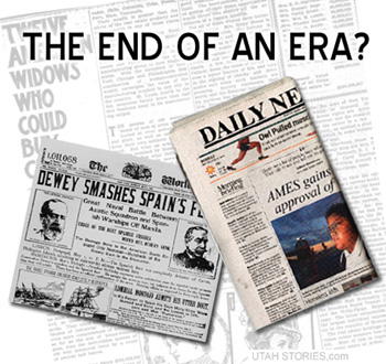 Will Newspapers Survive the digital age