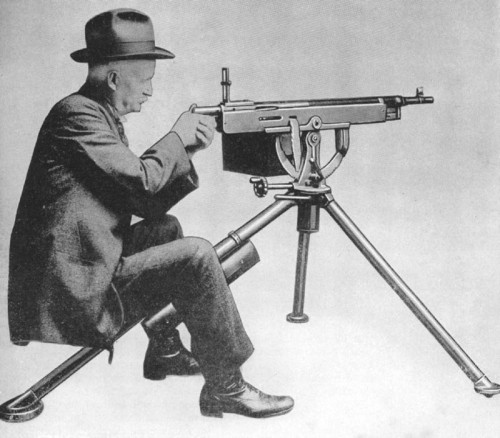 browning machine gun