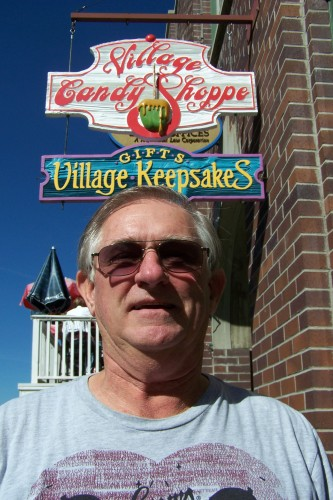 Steve Lund-Village Candy Shoppe