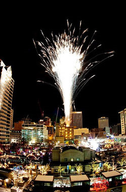 New Years eve Salt Lake City