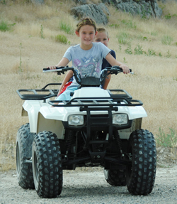 off-road kids