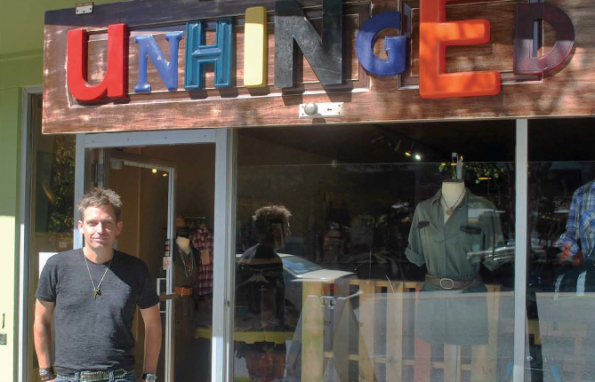 Unhinged Clothing Store in Sugarhouse Utah
