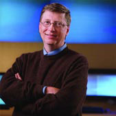 Bill Gates of Microsoft