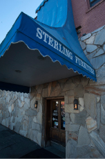 The Sterling Furniture Co. located at 2051 South 1100 East  is Utah's oldest furniture store.