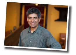 Surya Bastakoti, owner of Salt Lake City's Himalayan Kitchen