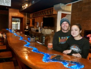Seth Redford and Haylen Latorre have opened the Campfire Lounge in Sugar House at 837 East 2100 South.  They plan to open in early May.