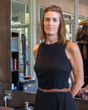 Marcella Kirschbaum, Owner of Deano's Hair Studio