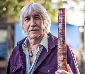 Marko Johnson Professional Didgeridoo Maker