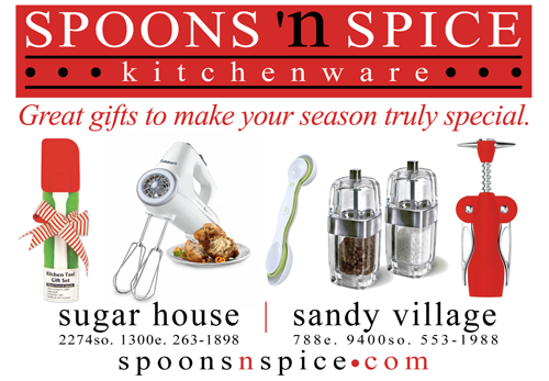 spoons and spice