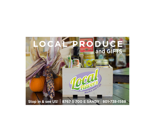 Locol Flavors Market shopping guide
