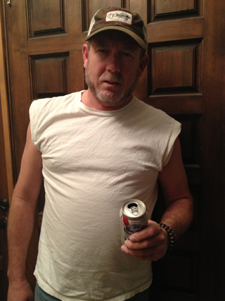 Mark Bishop (true redneck)