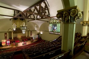 St. Mark's Episcopal interior2
