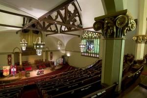 St. Mark's Episcopal interior2