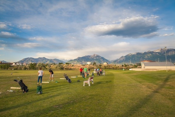 Mulligans Golf course redevelopment south jordan