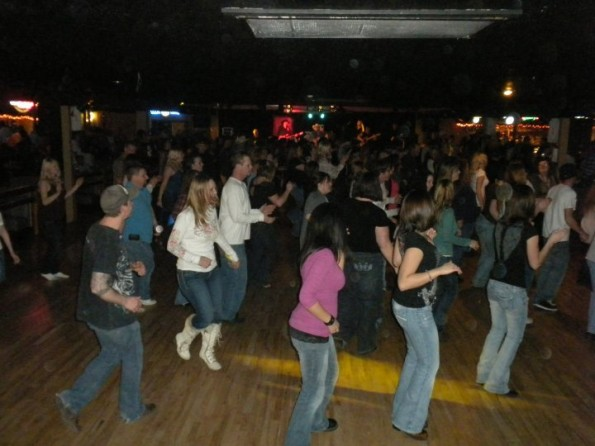 country line dancing utah