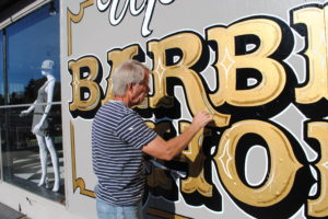 utah sign painter