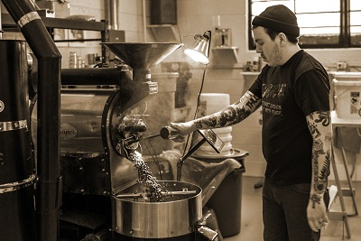 Patrick Andrews of Blue Copper Coffee-1 resized